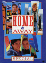 Home and Away Special, navy
