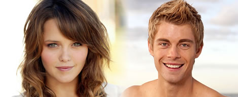 Luke Mitchell And Rebecca Breeds Marry In Kangaroo Valley News Home Away