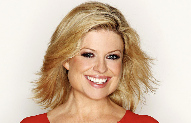 Emily Symons Gives Birth