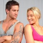 Heath Braxton & Bianca Scott