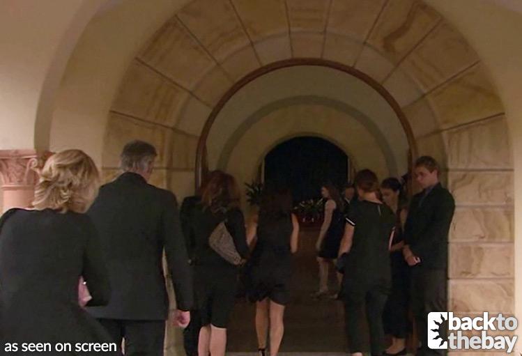 Belle's Funeral
