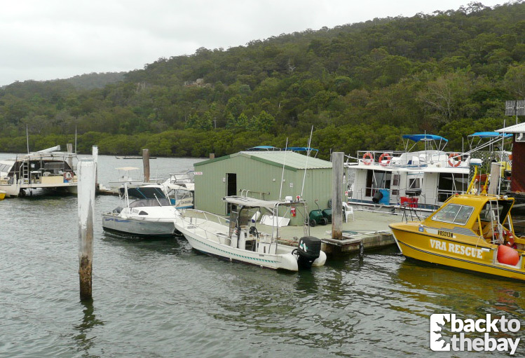 Doyles Point Wharf