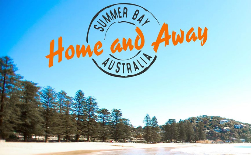 New Home and Away merchandise to hit UK shelves?