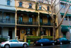 Victoria Court Hotel Potts Point Sydney