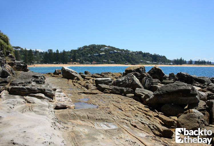Rock Pool / The Rocks