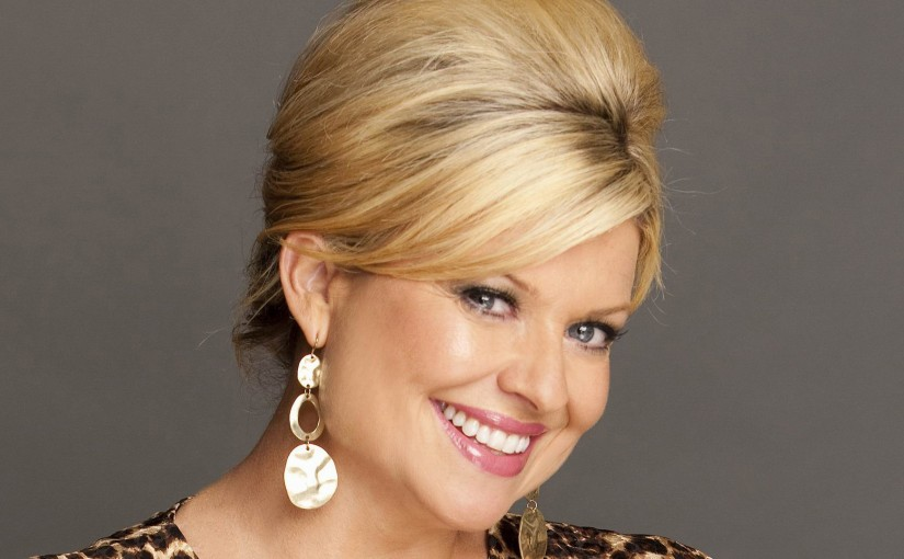 Emily Symons Back on Set