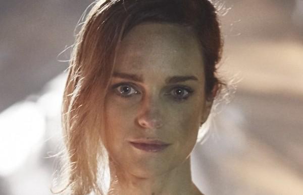 Penny McNamee as Dr Tori Morgan.