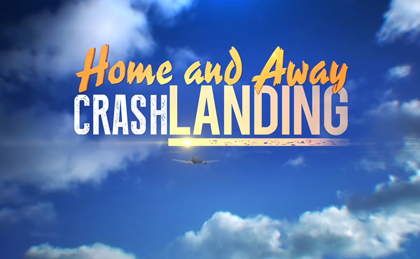 2016 Olympic Cliffhanger - Crash Landing