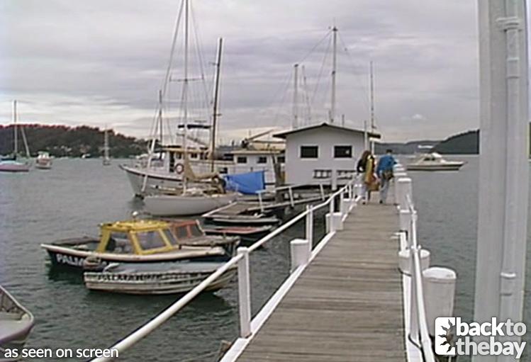 Adam Cameron's Wharf