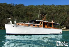 MV Kangaroo Princes Street Marina Newport