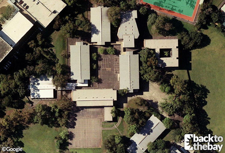 North Ryde / Peter Board High School, Wicks Road, Macquarie Park