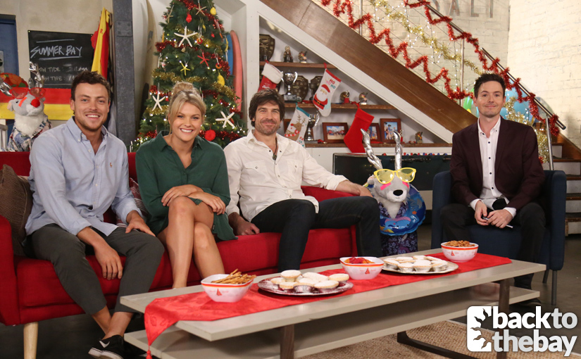 Home and Away : Christmas in Summer Bay – Episode 4 Preview
