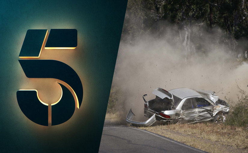 Channel 5 respond to cutting Robbo's car crash on UK Home and Away airing