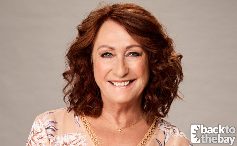 Home and Away's Lynne McGranger duets with Greg Gould
