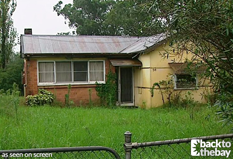 Ailsa's Childhood Home