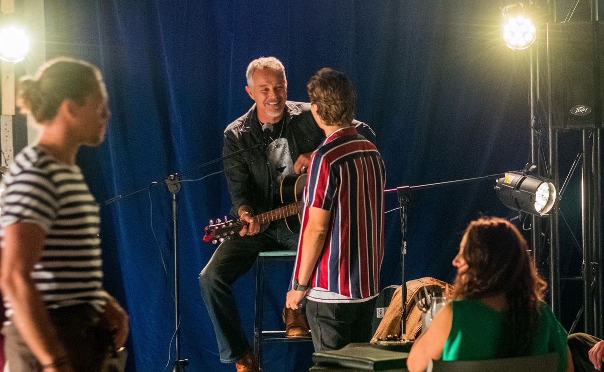 Home and Away Spoilers — Evan performs an emotional song for Ryder
