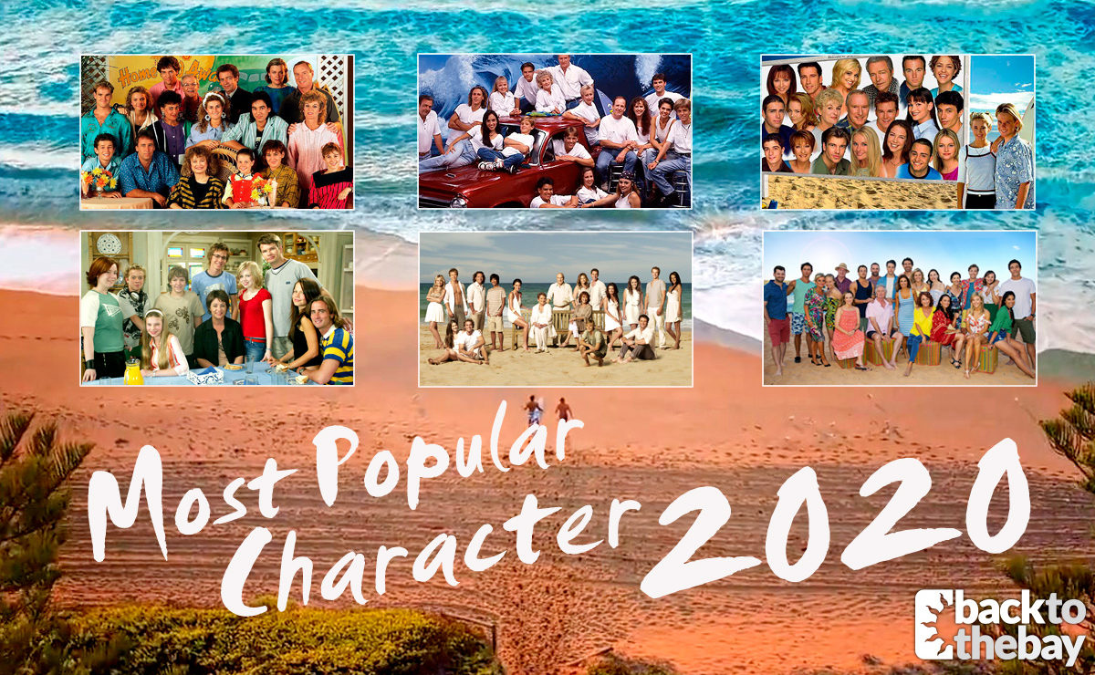 Home and Away fans crown the Most Popular Character