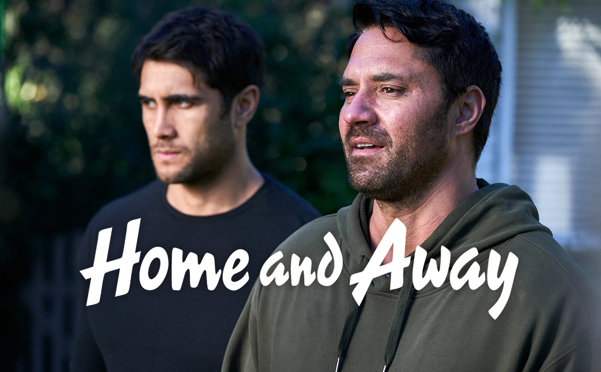 Adam Cameron Home And Away Characters Back To The Bay