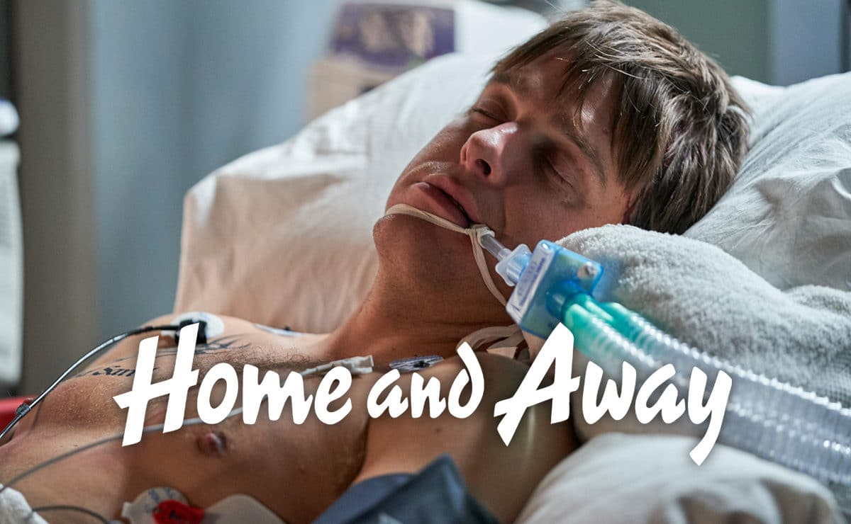 Home and Away Spoilers – Dean says an emotional final goodbye to Colby