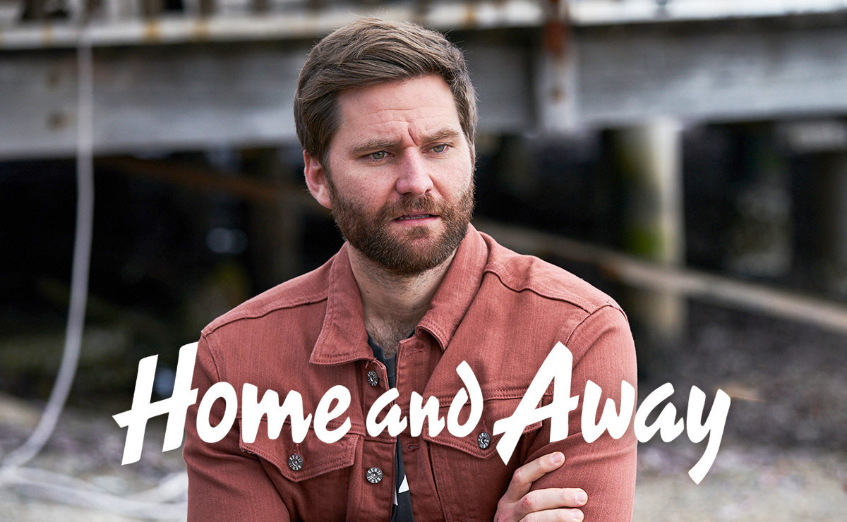 Home and Away Spoilers – Alf meets Martha's secret son!