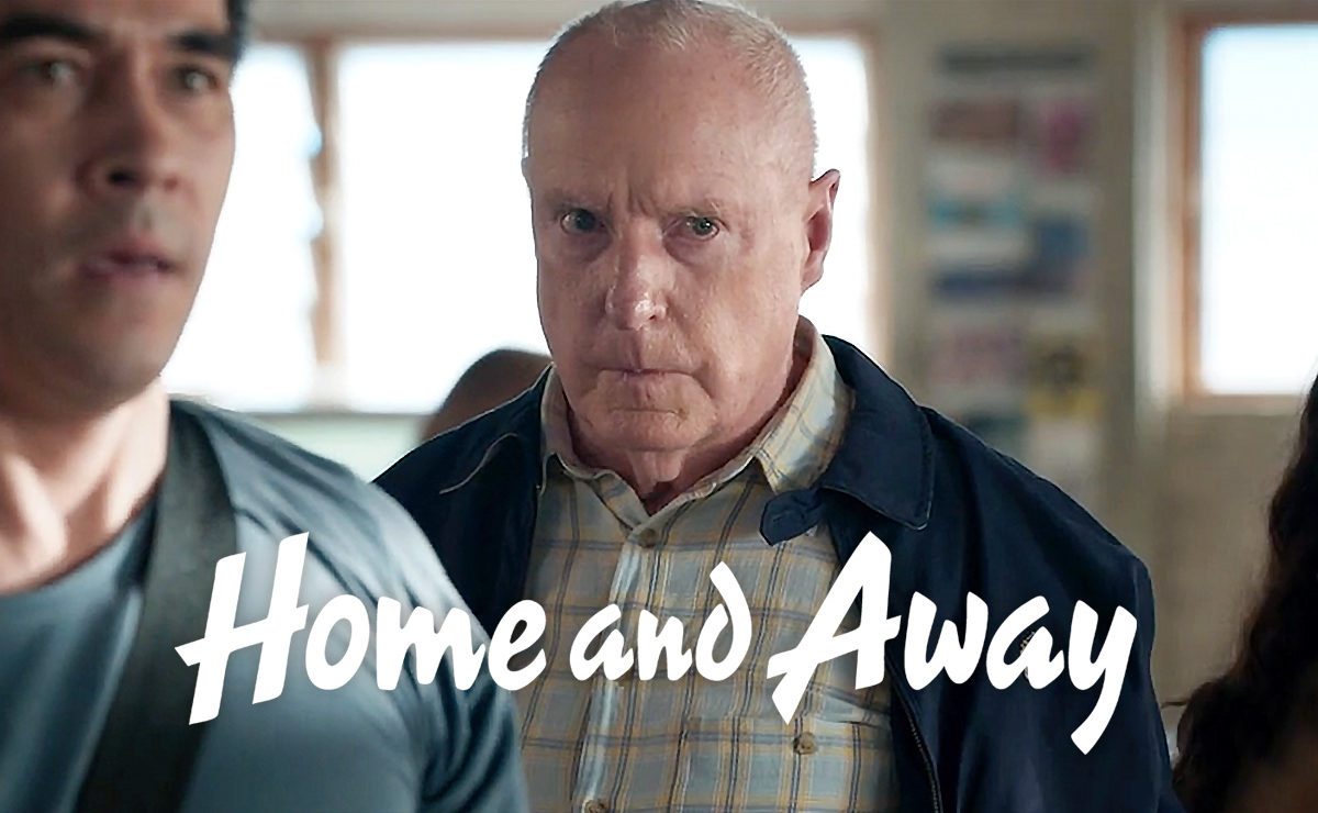 Home and Away Spoilers – Alf and Kieran come to blows
