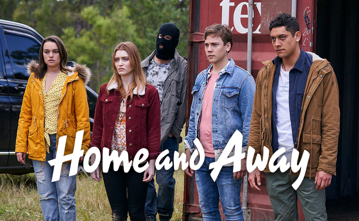 Home and Away Spoilers – Ari and Tane battle to save the kidnapped teens