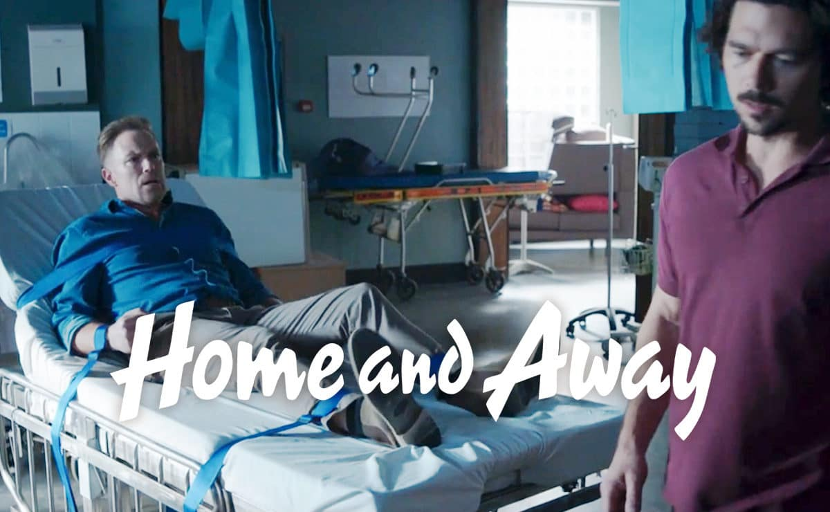 Home and Away Spoilers –Will Lewis murder Dr Christian Green?