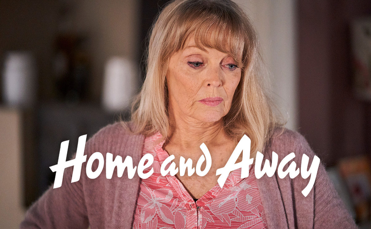 """Home and Away Spoilers – Irene catches Martha talking to """"Kieran"""""""