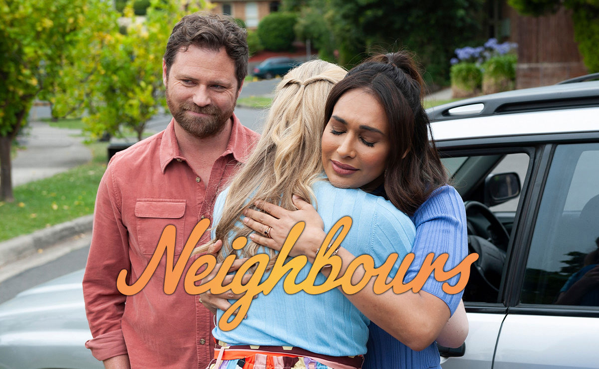 Neighbours Spoilers – Shane and Dipi say goodbye to Erinsborough