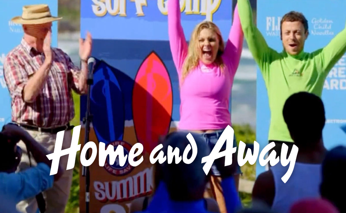 New Home and Away promo teases Ziggy and Dean reunion