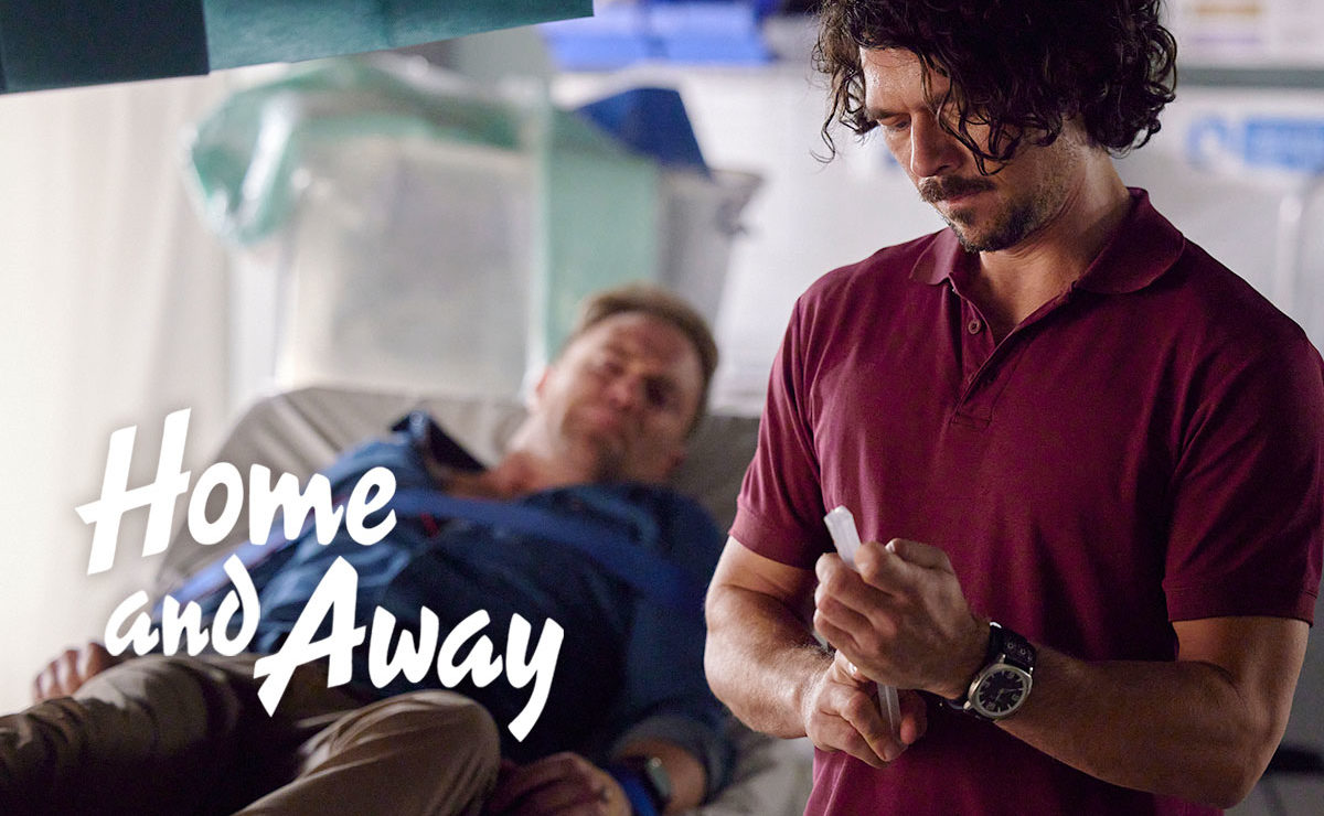 Home and Away Spoilers –Lewis's murderous reign comes to an end