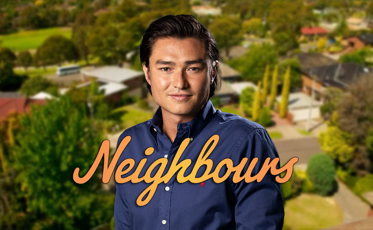 Neighbours teases the return of Leo Tanaka in new video