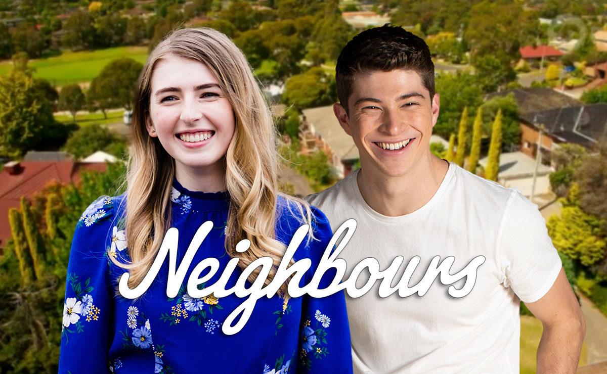 Neighbours Spoilers – Harlow catches Hendrix and Mackenzie kissing!