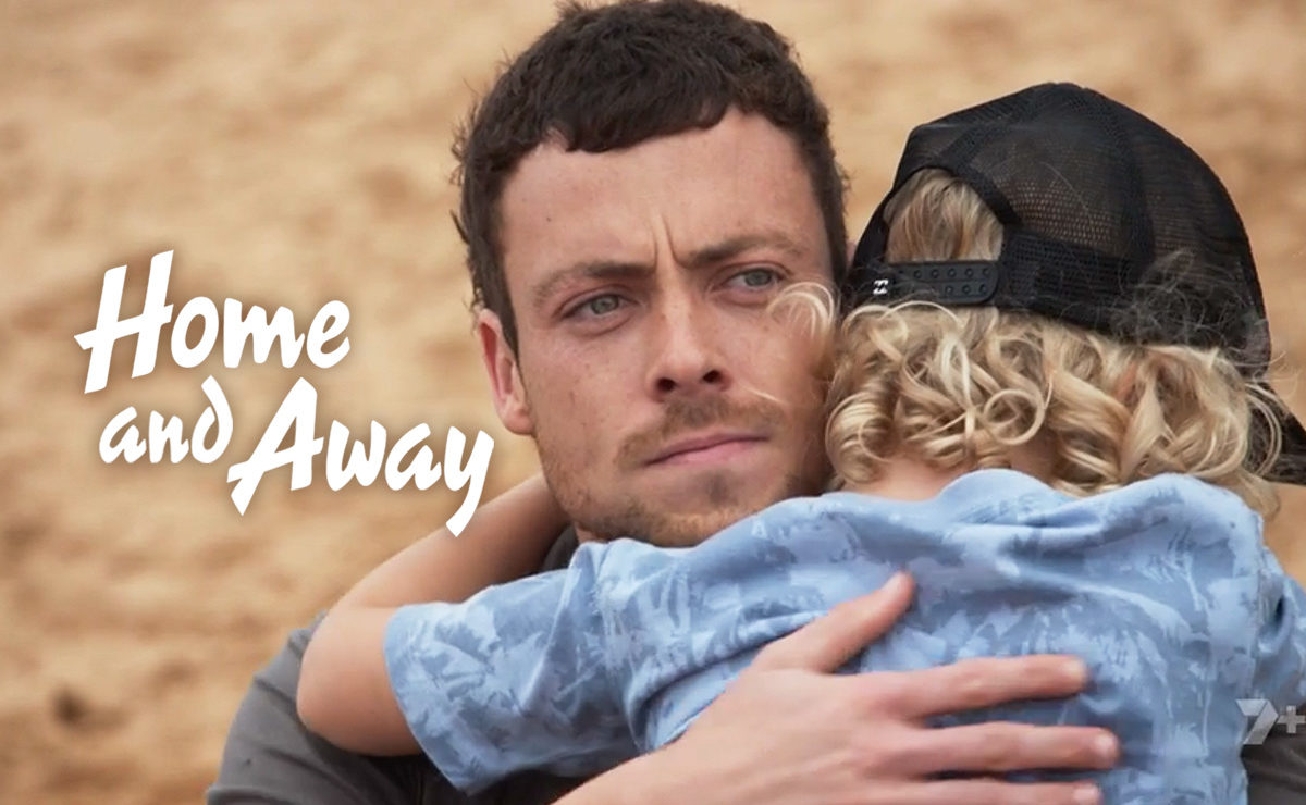 Home and Away Spoilers –Dean says emotional goodbye to Jai