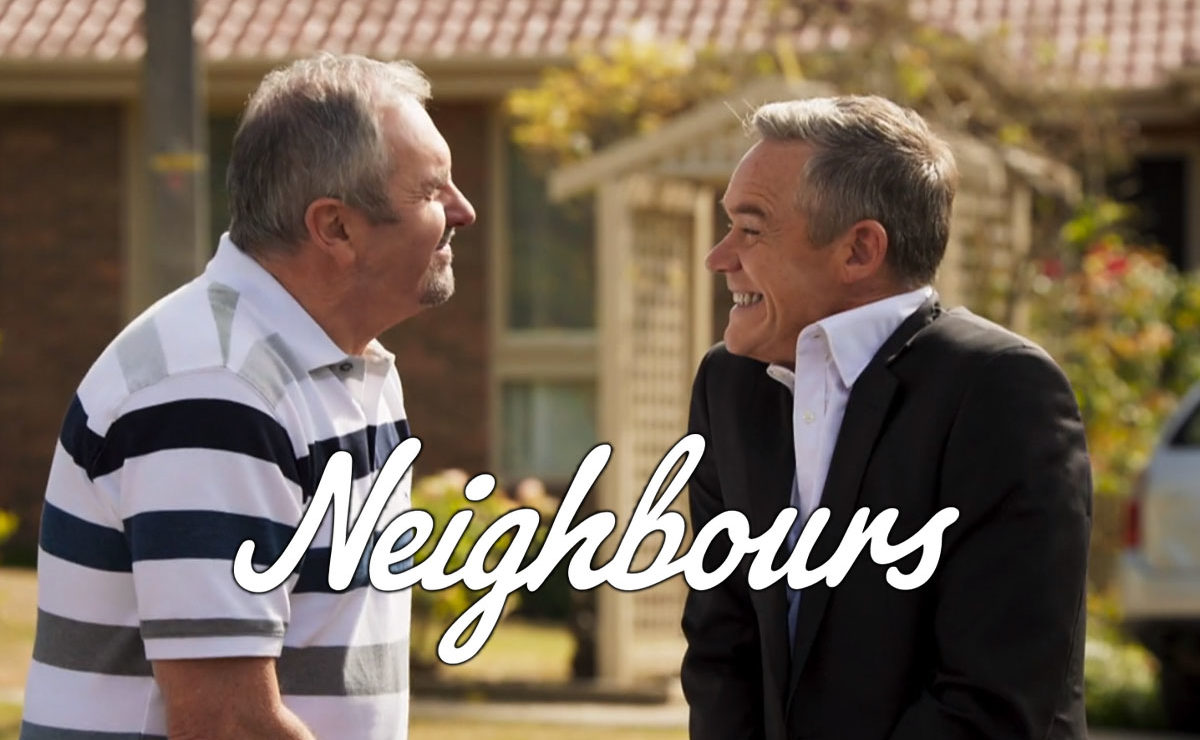 Neighbours Spoilers – Paul and Karl team up