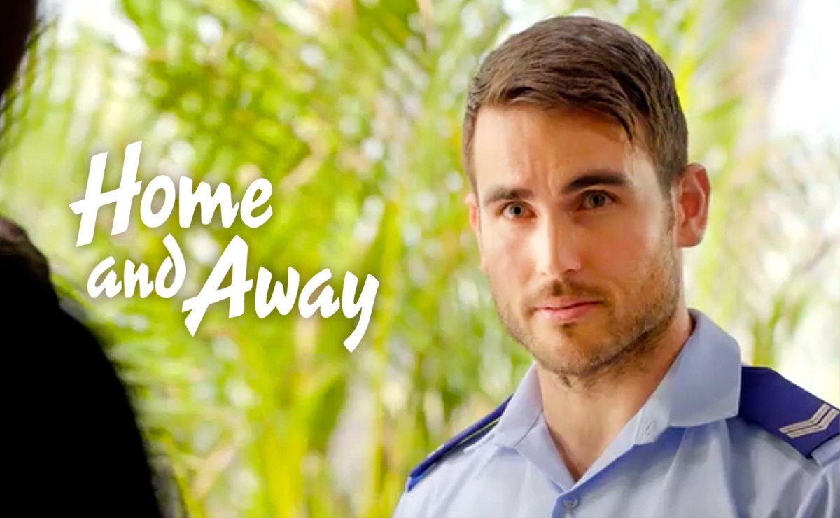 Home and Away welcomes new character Cash Newman