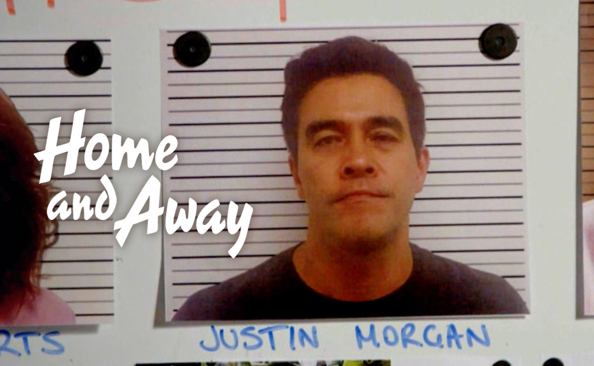New Home and Away promo hints Justin is being framed