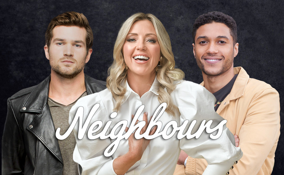 Neighbours Spoilers –Three's the magic number for Amy, Ned and Levi