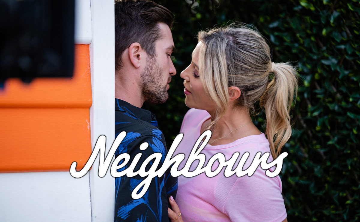 Neighbours Spoilers – Amy makes a move on Ned