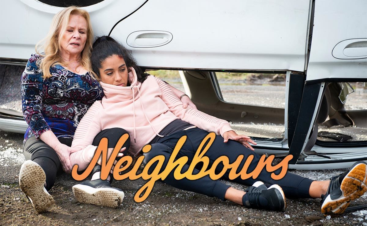 Neighbours Spoilers – Yashvi and Levi's lives on the line after car crash