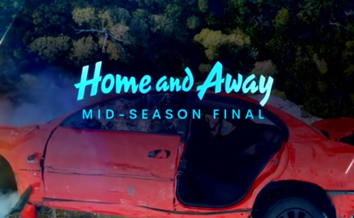 Home and Away Spoilers – Huge car crash in mid-season final