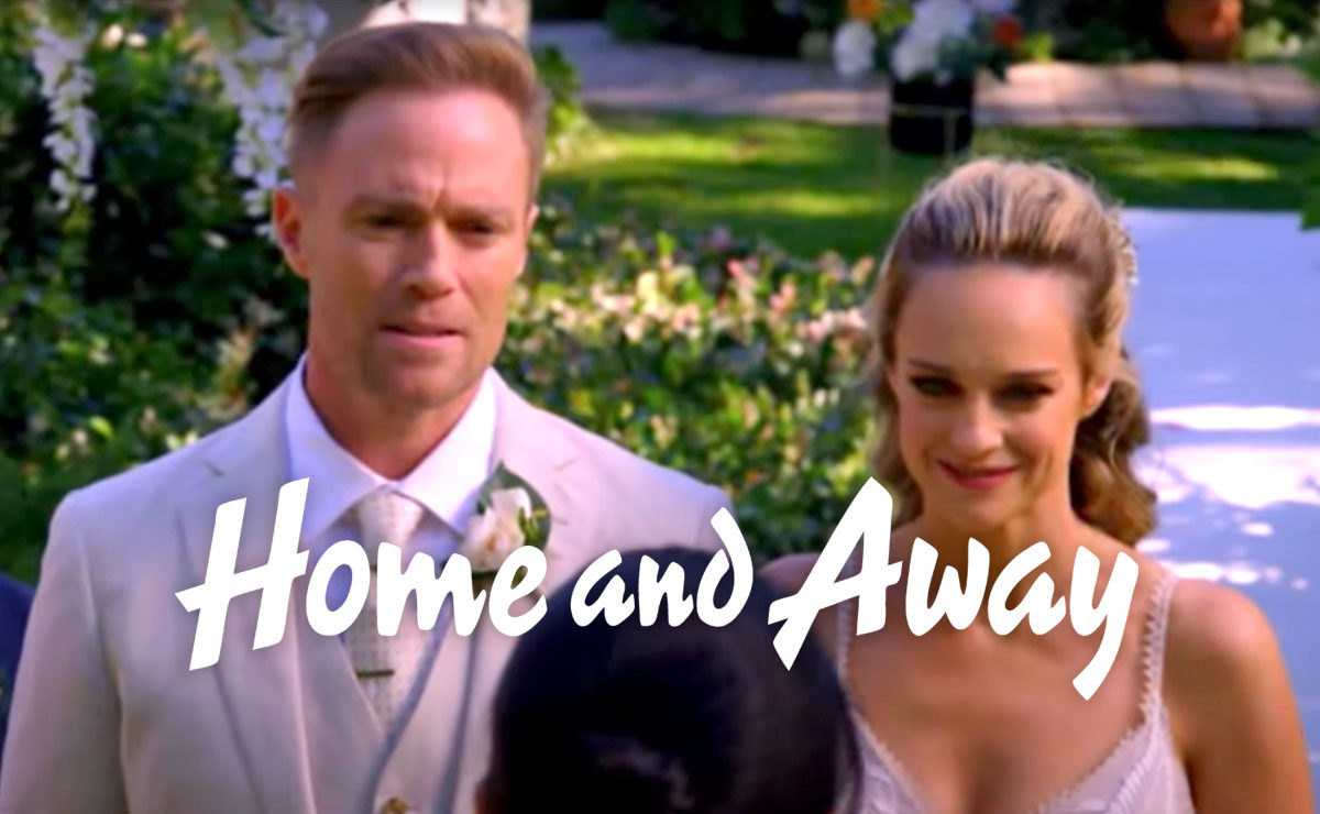 Tori and Christian's wedding previewed in Home and Away promo