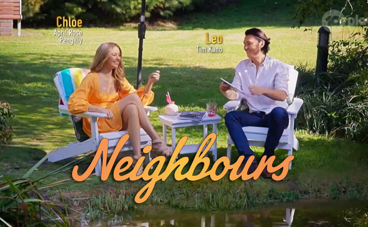 Neighbours removes Nicolette from titles, adds Leo
