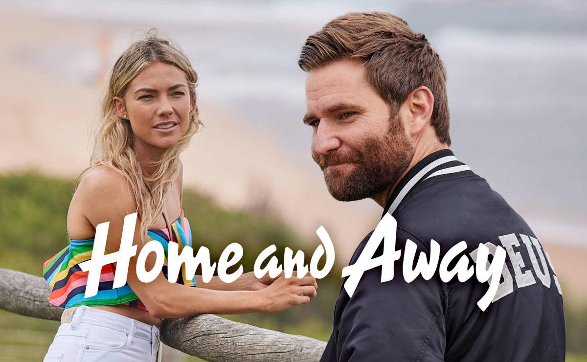 Home and Away Spoilers –Kieran makes a move on Jasmine