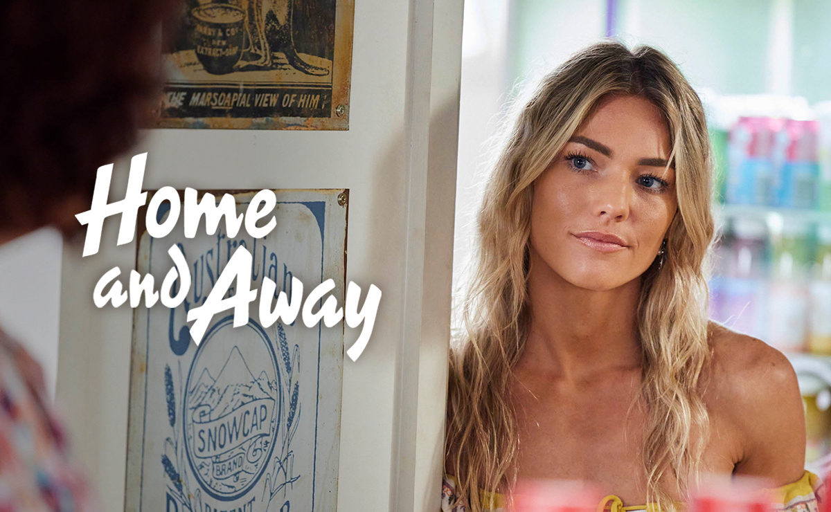 Home and Away Spoilers –Jasmine fears Cash has another woman