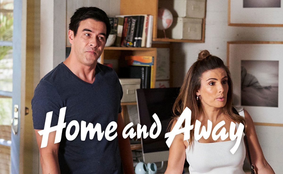Home and Away Spoilers –Justin and John battle as the garage is sold