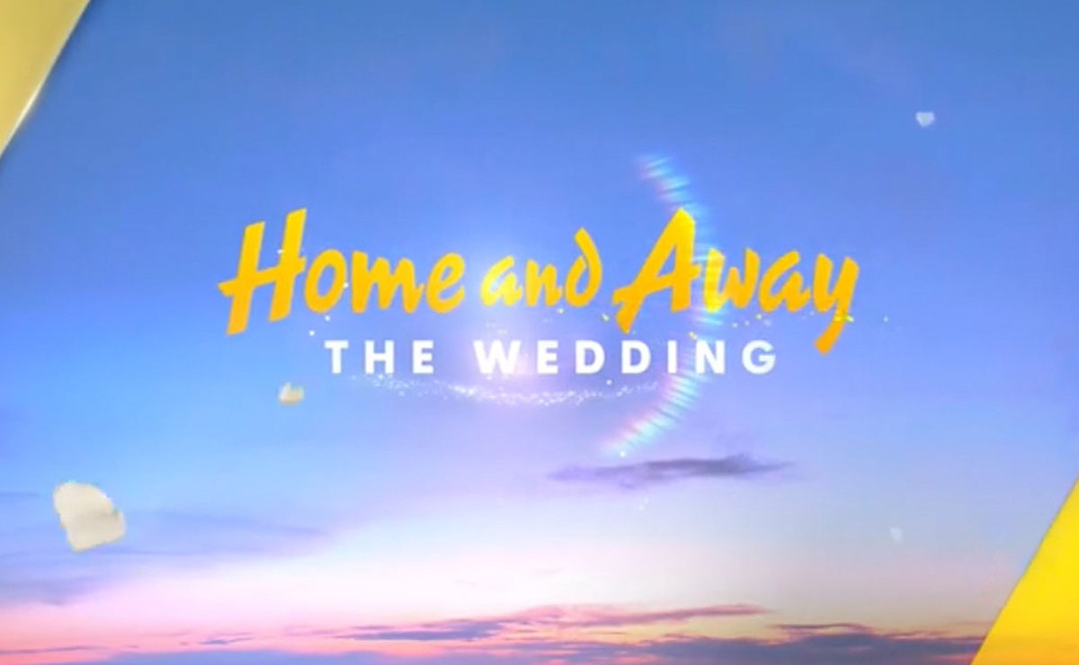 Tori and Christian's wedding arrives in new Home and Away promo