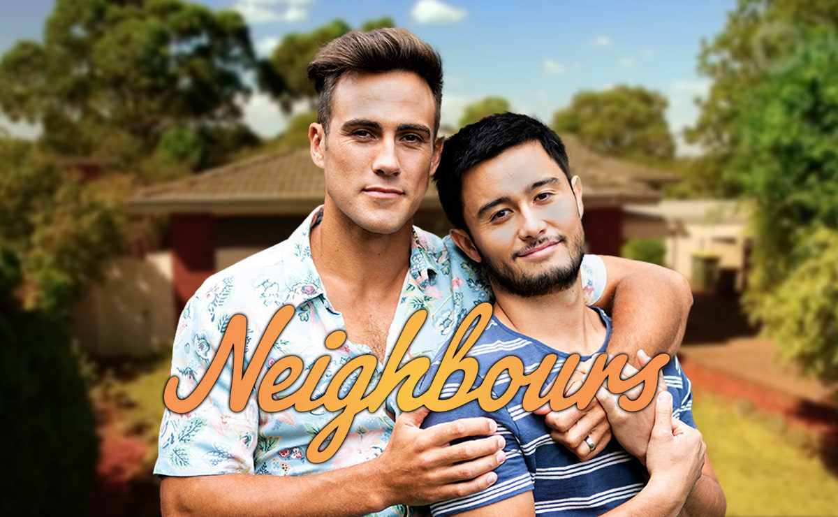 Neighbours Spoilers – David and Aaron face losing Abigail again
