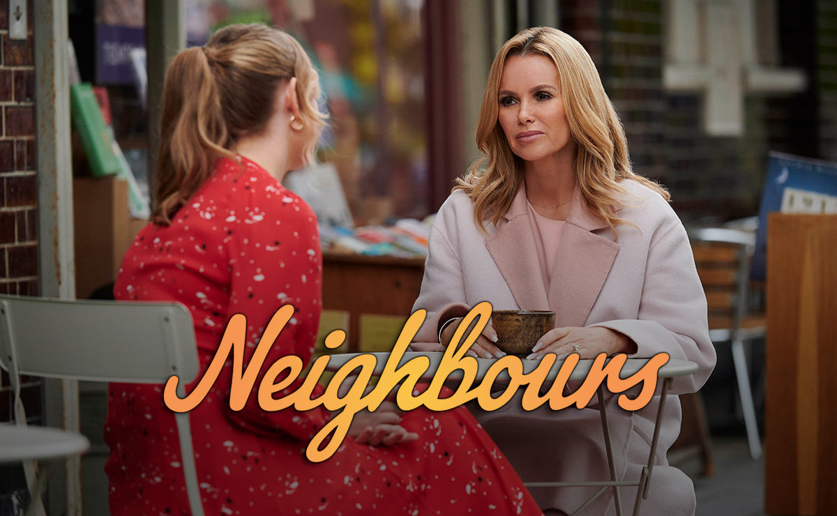 Amanda Holden and Sophie Ellis-Bextor to star in Neighbours' London episodes